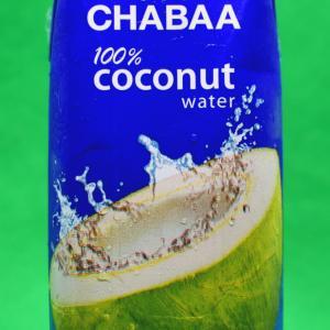 甘くないココナッツウォーターってどんな味?「チャバ(chabaa)ココナッツウォーター」のレビュー