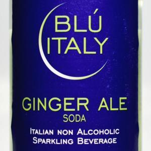 マスカットカラーの珍しいジンジャーエール?「ブルーイタリー ジンジャーエール」でイタリアの味を愉しもう!