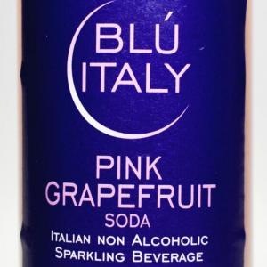 お洒落なイタリアンソーダ「ブルーイタリー ピンクグレープフルーツソーダ」は美味しいの?実際に飲んでみたレビュー
