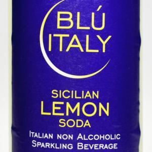本場イタリアのレモン炭酸「ブルーイタリー シチリアンレモンソーダ」旨すぎ!常飲したらC.C.レモン飲めなくなるよ~
