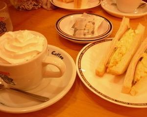 私と、クリスマスと、コーヒー