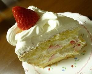 お正月ケーキは成功です!