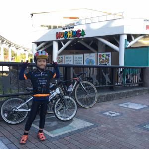 親子サイクリング(京王れーるランド~明星大学入口坂)