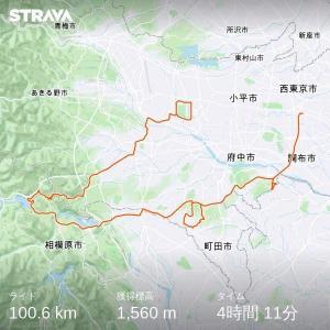 痛筋トレ100km