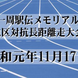 九州一周駅伝メモリアル2019大会結果