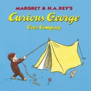 【英語で読む絵本】『Curious George Goes Camping』のあらすじと感想とか