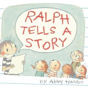 【お話をつくる本】『Ralph Tells a Story』の紹介【英語で読む絵本】
