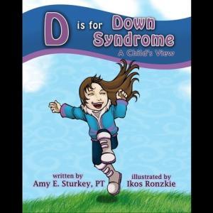 【ダウン症を学べる絵本】『D is Down Syndrome』の紹介【英語で読む絵本】