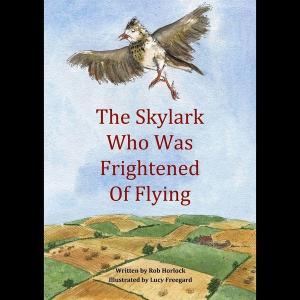 【英語で読む絵本】『The Skylark Who Was Frightened Of Flying』の紹介