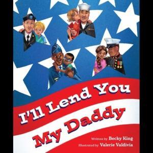 【英語で読む絵本】『I'll Lend You My Daddy』の紹介