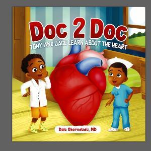 【からだの仕組みを学べる絵本】『Doc 2 Doc Tony and Jace Learn About the Heart』の紹介【英語で読む絵本】
