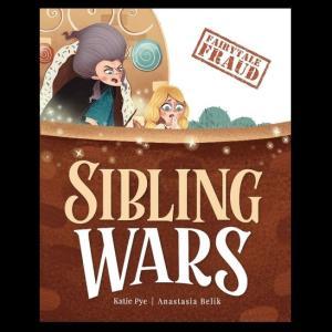"""【""""子ども向け""""の『ヘンゼルとグレーテル』】『Sibling Wars』の紹介【英語で読む絵本】"""