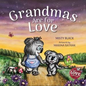 【祖父母の愛情が詰まった本】『Grandmas are for Love』の紹介【英語で読む絵本】