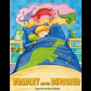 【恐竜たちの世界で遊ぶお話】『Bradley and the Dinosaur』の紹介【英語で読む絵本】