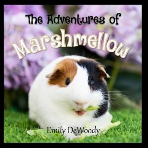 【可愛いモルモットの写真集】『The Adventure of Marshmellow』の紹介【英語で読む絵本】