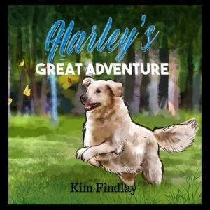 【イヌと旅する老夫婦】『Harley's Great Adventure』の紹介【英語で読む絵本】