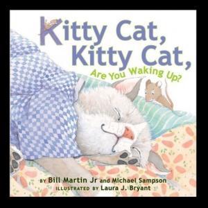 【かわいい子ねこを愛でる本】『Kitty Cat, Kitty Cat, Are You Waking Up ?』の紹介【英語で読む絵本】