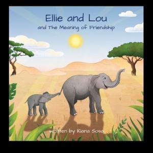 【動物たちの助け合い】『Ellie and Lou and The Meaning of Friendship』の紹介【英語で読む絵本】