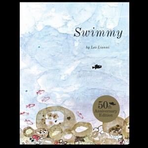 【残酷で美しい海の世界を描いた絵本】『Swimmy』の紹介【英語で読む絵本】