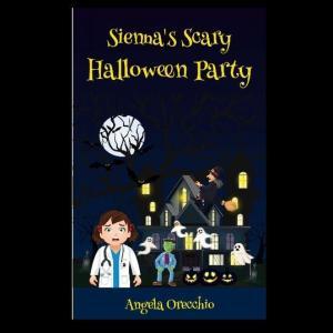 【ハロウィンの絵本⑤】『Sienna's Scary Halloween Party』の紹介【英語で読む絵本】