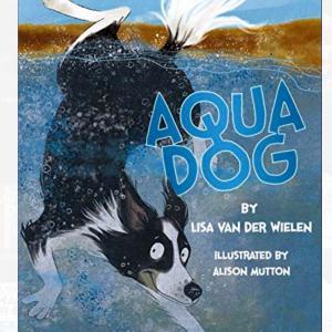 【泳ぎで農場を救った牧羊犬】『Aqua Dog』の紹介【英語で読む絵本】