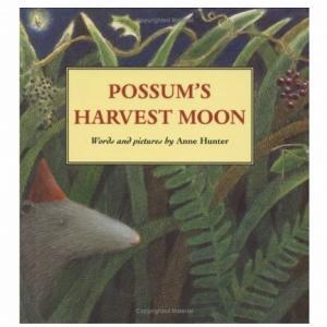 【ハーベストムーンのパーティー】『Possum's Harvest Moon』の紹介【英語で読む絵本】