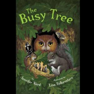 木とともに生きる動物たちを描いた絵本【英語で読む絵本】