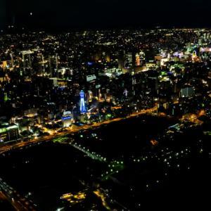 【大阪旅行記】1日目:東京駅の駅弁、あべのハルカスと鮨まさる