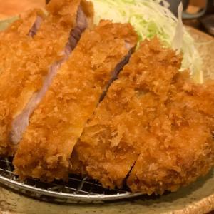 【港区とんかつランキング】第十回 三田「とんかつ芝」の上ロースカツ定食リヴ
