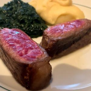 【六本木ウルフギャング】で最上級ステーキをがっつり食い!!!