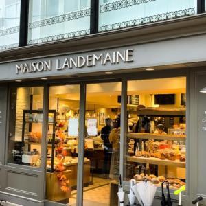 パリ発のお洒落パン屋「メゾン・ランドゥメンヌ」麻布台でモーニング