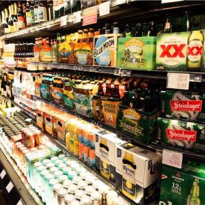 スーパーに人が多すぎる!