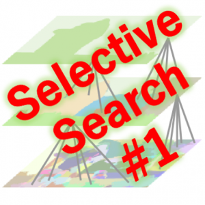 Selective Search(1/4)発明の概要Ⅰ