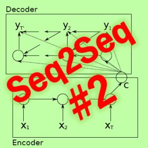 Seq2Seq(2/4)再帰型ニューラルネット