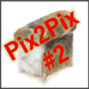 Pix2Pix(2/4)実施例の説明