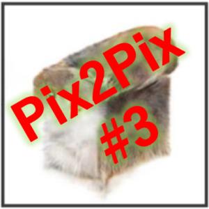 Pix2Pix(3/4)ノイズはどこへ消えた?