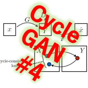 CycleGAN(4/4)総括