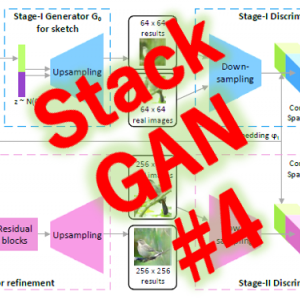 StackGAN(4/4)総括