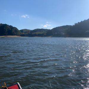 北山ダム ワカサギ釣り