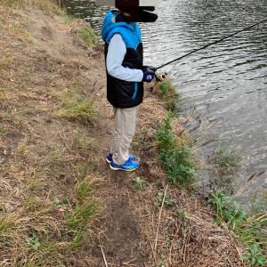 ワカサギ釣り調査
