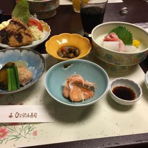 新人歓迎会 in ひょうたん寿司