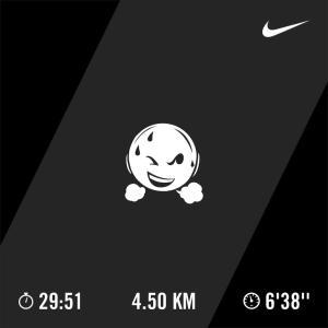 【ランニング日記】今月二回目のランニングにして走り納め。今年一年ありがとうございました!