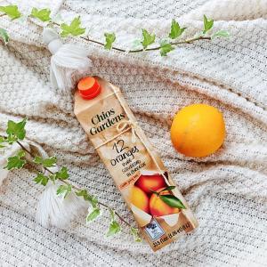 お気に入り!   キオス・ガーデンズ 100%ストレートオレンジジュース