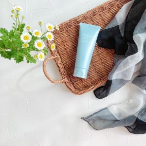 朝のツヤ足し洗顔 | インフィニティ モーニング リニュー