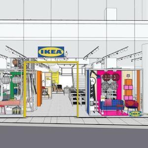 IKEAが原宿に!
