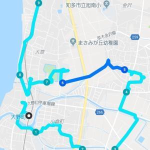知多四国しあわせ遍路の旅 第11-4回 大野〜新舞子 2019年10月19日