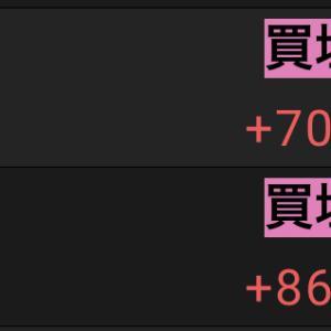 【10月2週目】株取引 結果(夫) +1,568