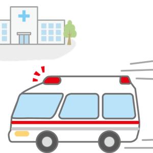 人生初の救急車&救急病院-まさかの子宮内膜症で運ばれた私