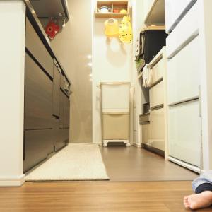 家中のマット類を断捨離してアレルギー対策