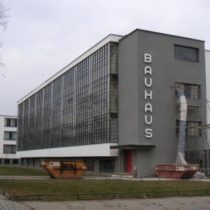 ドイツ木工研修留学 16:Bauhaus
